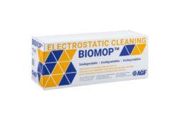Nettoyage électrostatique